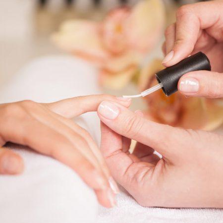 Spa Manicure Oh Spa