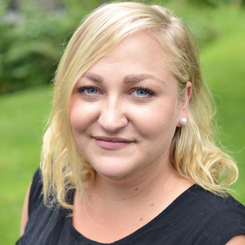 Cassidy Coma Spa Coordinator