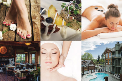 Mother's Day Lunch & Spa Special