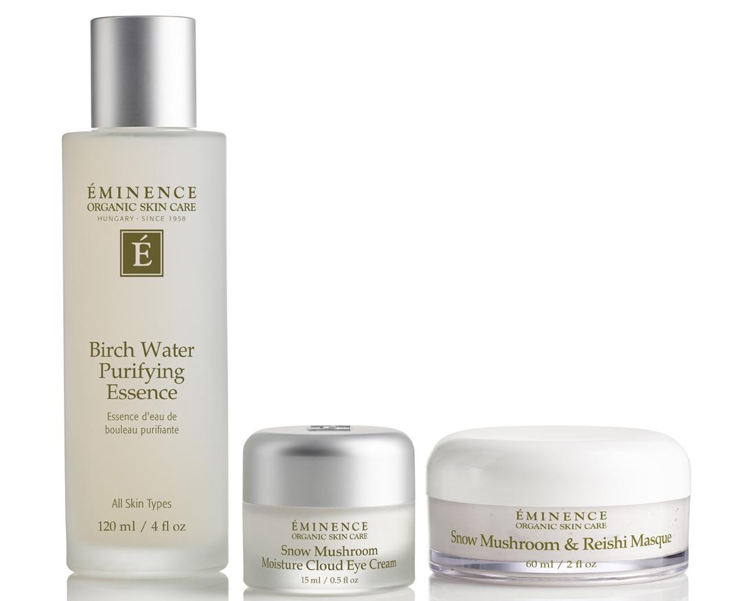 Eminence Organic Skin Care Ohspa